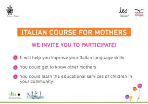 italiano per madri